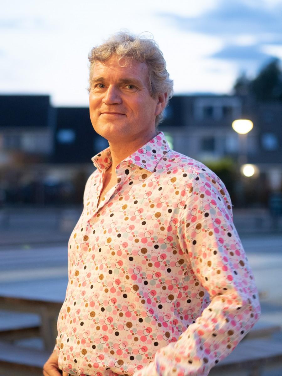 Acteur Rob Woerden